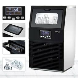 Built-in Portable Commercial Ice Maker Auto Ice Cube Machine