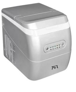 SPT IM-123S Ice Maker One Size Silver/White