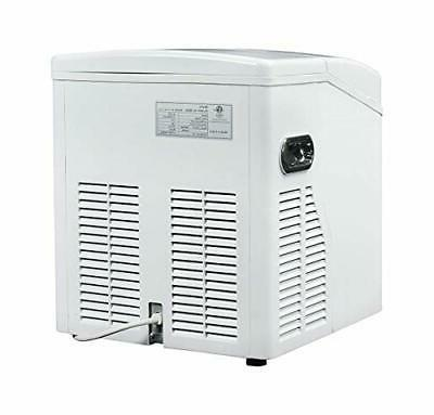 Ice Maker, Daily, White