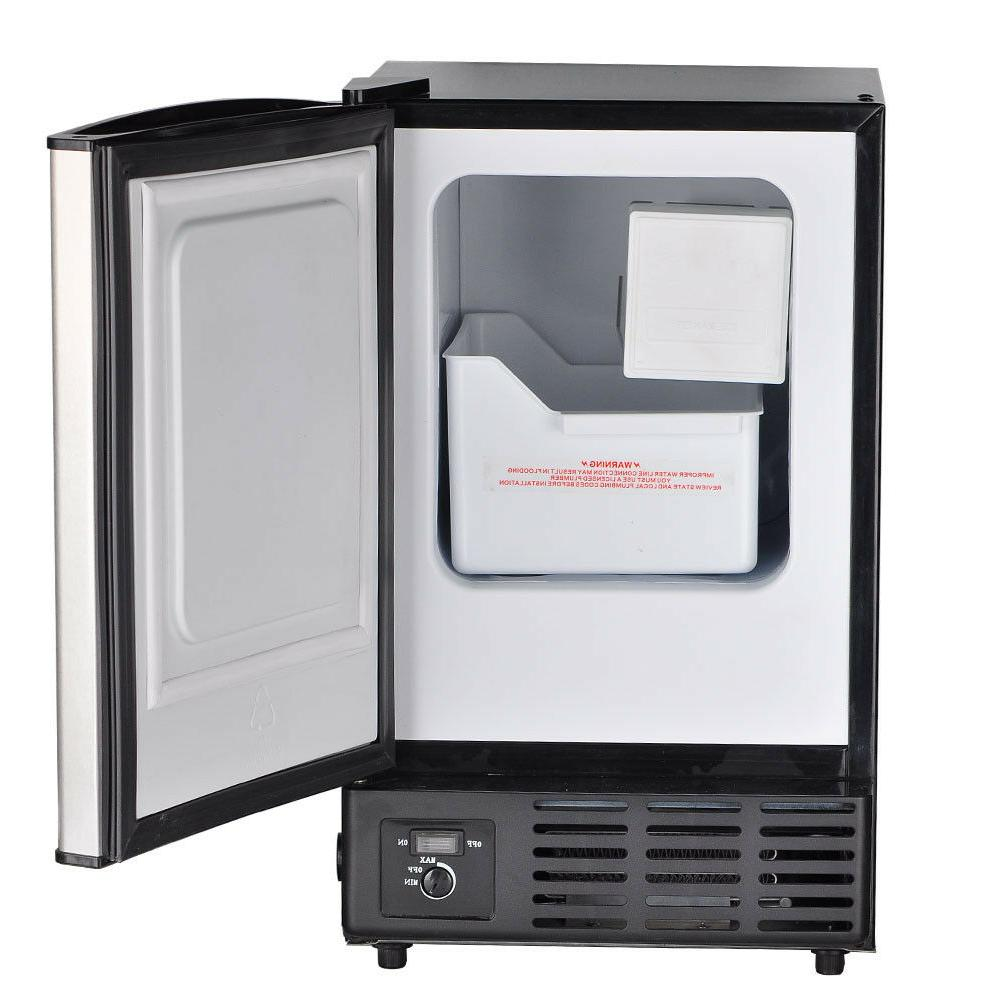 Smad Ice Under Counter Ice Machine Auto Commercial