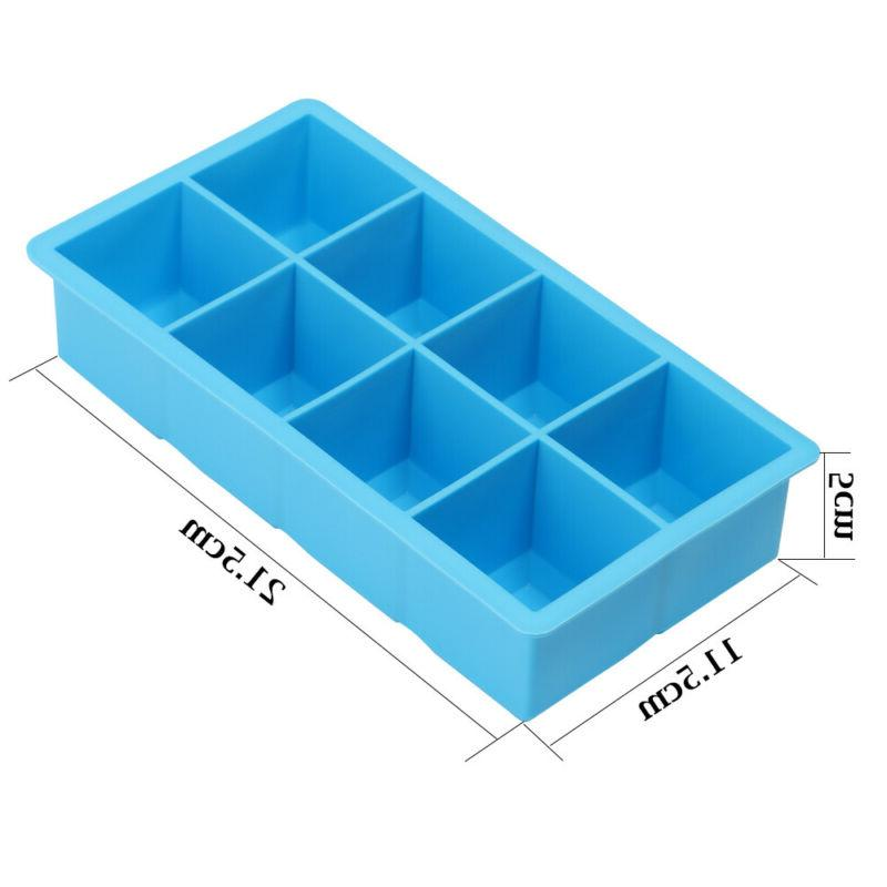 Colorful Home Large Ice Maker Cube HOT!