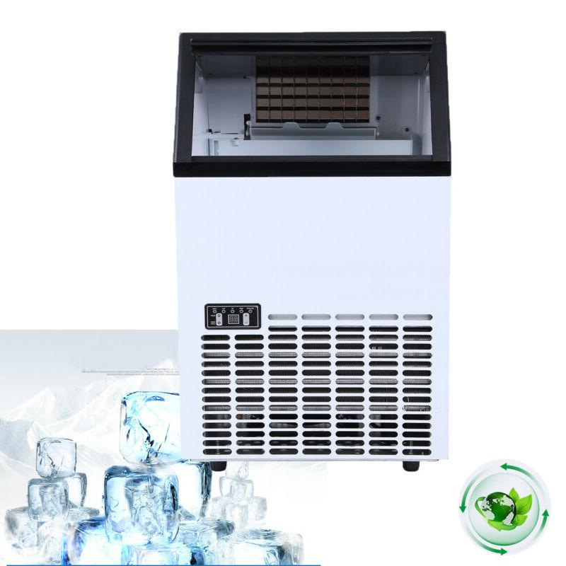 Commercial Cube Machine Stainless Ice Maker