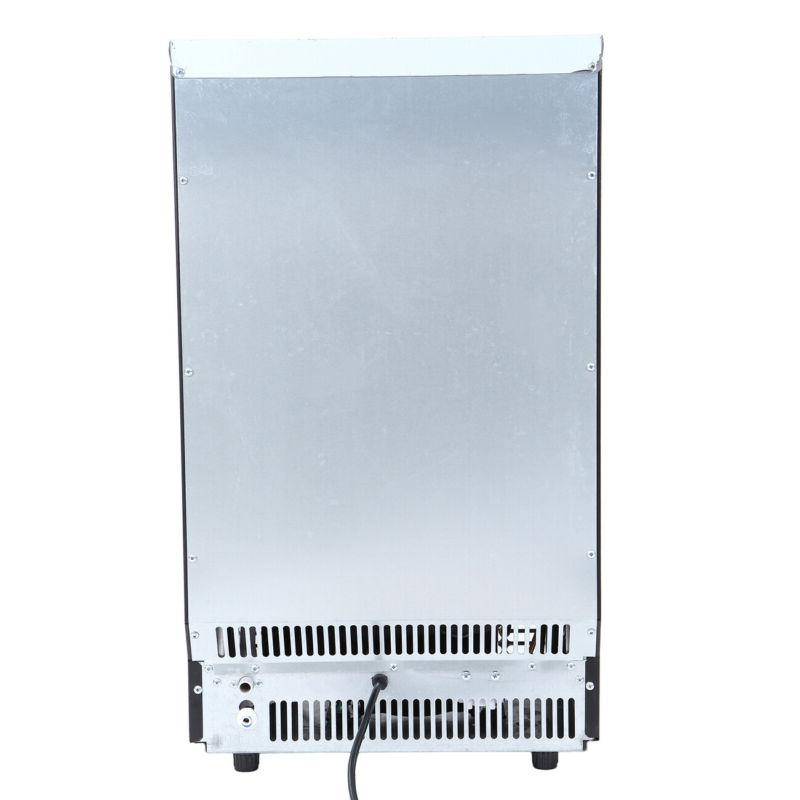 Machine Cube Stainless Steel