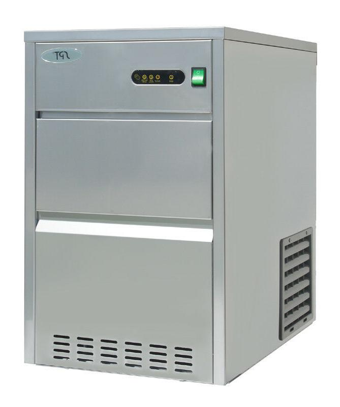 daily production freestanding ice maker