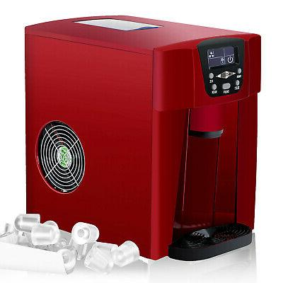 electric 2 in 1 countertop ice maker