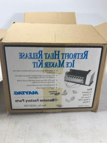 Maytag MHIK7989 Heat Release Ice Maker Kit fits NOS