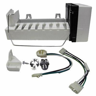 rim943 replacement icemaker for whirlpool 4317943 d7824706q