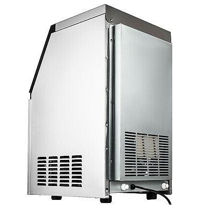 Stainless Commercial Undercounter Air Cooled Cube