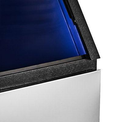 US 90LB Built-In Ice Undercounter Ice Machine