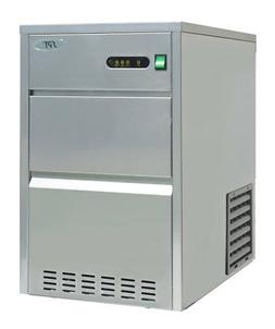 SPT IM-442C 44 lbs Automatic Stainless Steel Ice Maker - Fre